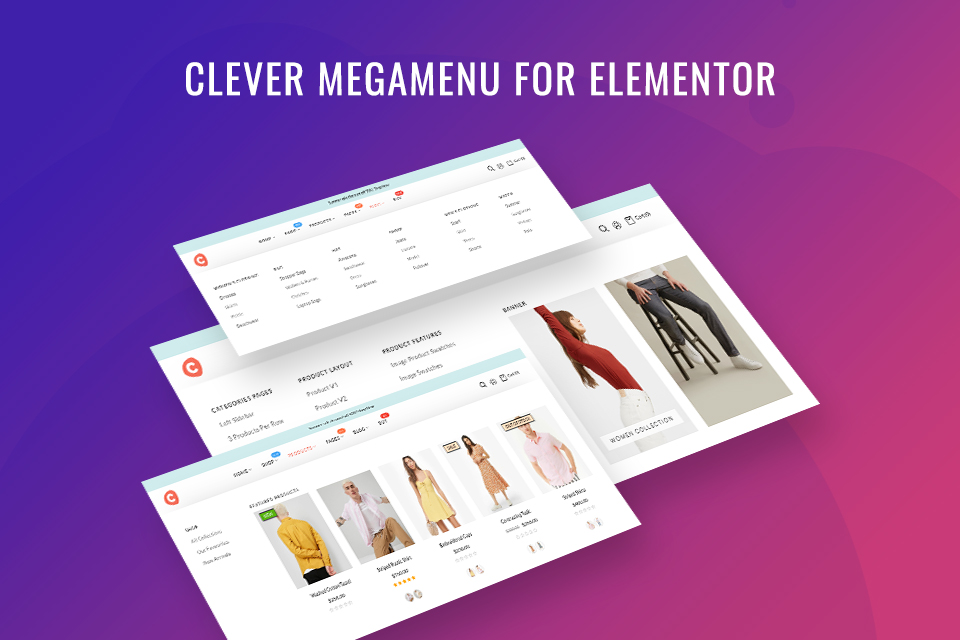 Clever Mega Menu for Visual Composer - 6
